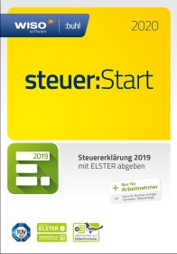 Buhl Data WISO Steuer:Start 2020 (deutsch) (PC)