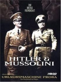 Hitler und Mussolini - Eine brutale Freundschaft (DVD)