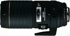 Sigma AF 180mm 3.5 EX APO IF Makro für Sony/Konica Minolta schwarz (103934)
