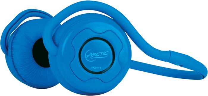 Arctic Sound P311 blau Bluetooth Stereo Headset