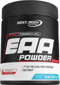 Best Body Nutrition Professional EAA Powder Iced Berry 450g (1001358)