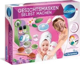 Clementoni Galileo - Gesichtsmasken selbst machen (59171)