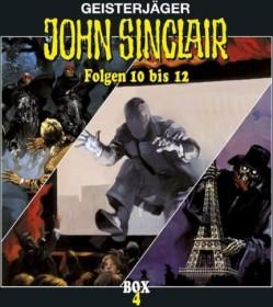 John Sinclair - Die 4. Box