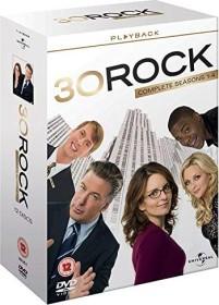 30 Rock Box (Season 1-4) (DVD) (UK)