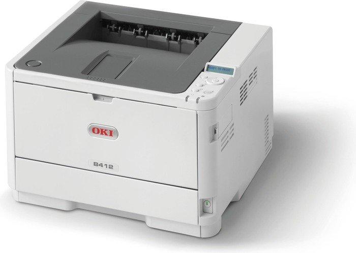 OKI B412dn, B&W-laser (45762002)