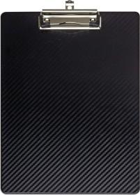 Maul Klemmbrett MAULflexx A4, Kunststoff, schwarz (2361090)