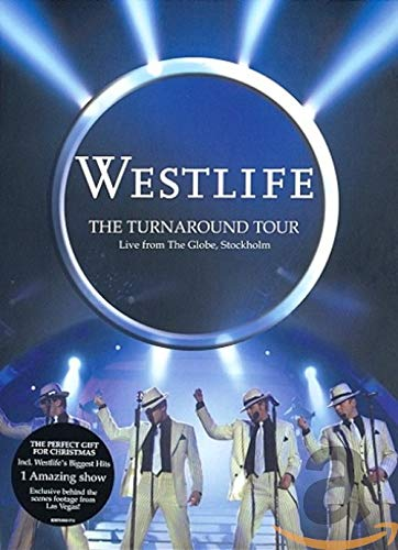 Westlife - Live In Stockholm -- via Amazon Partnerprogramm