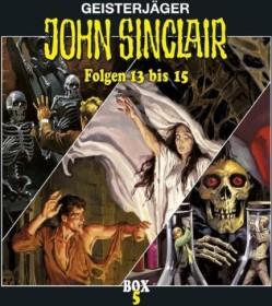 John Sinclair - Die 5. Box
