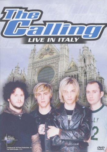 The Calling - Music in High Places: Live in Italy -- via Amazon Partnerprogramm