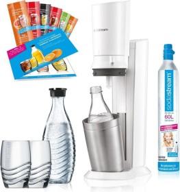 SodaStream Crystal 2.0 Promopack Trinkwassersprudler weiß (1216512492)