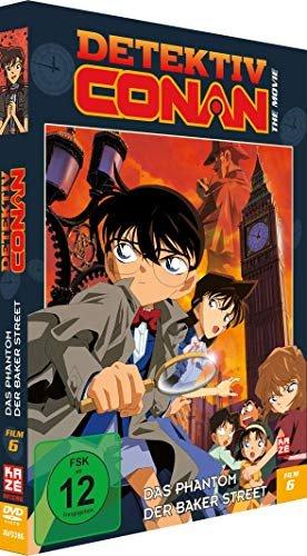 Detektiv Conan Film 6 - Das Phantom der Baker -- via Amazon Partnerprogramm