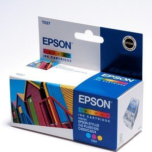 Epson T037 ink coloured (C13T03704010)
