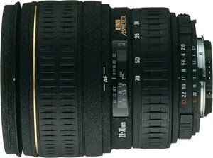 Sigma AF 28-70mm 2.8 EX Asp IF dla Sony/Konica Minolta czarny