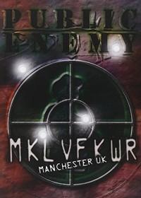 Public Enemy - Revolverlution Tour 03 (DVD)