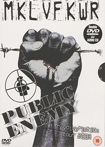 Public Enemy - Revolverlution Tour 03 -- via Amazon Partnerprogramm
