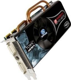 Sapphire Toxic Radeon HD 4870, 1GB GDDR5, 2x DVI, S-Video, bulk/lite retail (11133-14-10/20R)