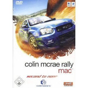 Colin McRae Rally Mac - Second to none (English) (MAC)