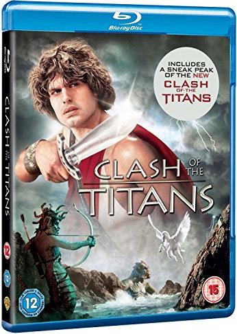 Clash Of The Titans (1981) (Blu-ray) (UK) -- via Amazon Partnerprogramm