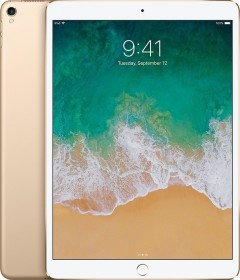 """Apple iPad Pro 10.5"""" 64GB, gold (2. Generation / 2017) (MQDX2FD/A)"""