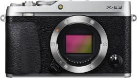 Fujifilm X-E3 silber Gehäuse (16558463)