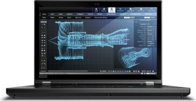 Lenovo ThinkPad P53, Core i7-9850H, 16GB RAM, 512GB SSD, Quadro T2000, LTE, IR-Kamera, 3840x2160 (20QN002MGE)