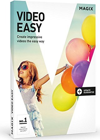 Magix: wideo Easy (niemiecki) (PC) -- via Amazon Partnerprogramm