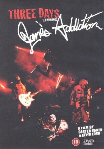Jane's Addiction - Three Days -- via Amazon Partnerprogramm