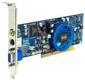 Guillemot / Hercules 3D Prophet Radeon 8500 LELP, 64MB DDR, TV-out, low profile (4860229)