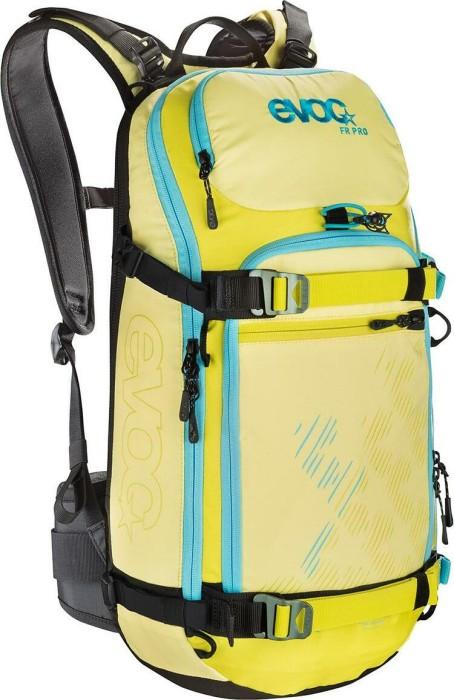 Evoc FR Pro yellow/sulphur (Damen)