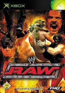 WWE Raw (deutsch) (Xbox)