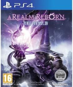 Final Fantasy XIV: A Realm Reborn (MMOG) (PS4)