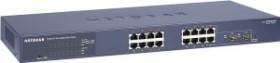 Netgear ProSAFE GS700 Rackmount Gigabit Smart Switch, 14x RJ-45, 2x RJ-45/SFP (GS716T-100)