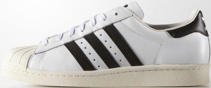 80s Whitecore Blackchalk Adidas Whiteherreng61070 Superstar 0PkwnO