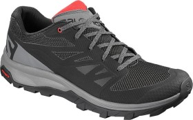 Salomon OUTline black/quiet shade/high risk red (Herren) (404775)
