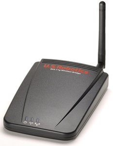 USRobotics Wireless Gaming adapter & Ethernet Bridge (USR805430)