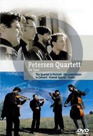 Petersen Quartett - On Tour (DVD)