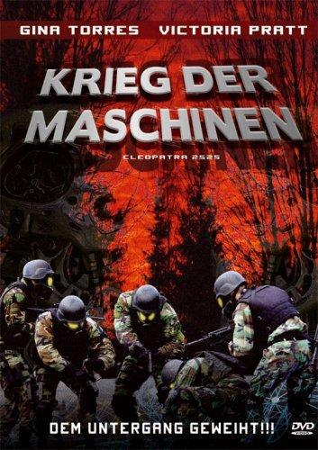 Cleopatra 2525 - Folge 2: Krieg der Maschinen -- via Amazon Partnerprogramm