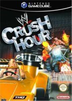 WWE Crush Hour + WWE Wrestlemania X8 (niemiecki) (GC)