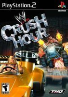 WWE Crush Hour + WWE Smackdown 4 (niemiecki) (PS2)