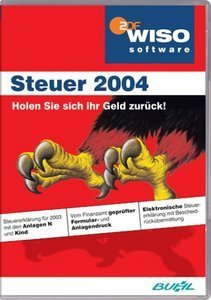 Buhl Data WISO Geld Tipp Steuer 2004 (PC)