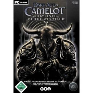 Dark Age of Camelot: Labyrinth of the Minotaur (Add-on) (MMOG) (English) (PC)