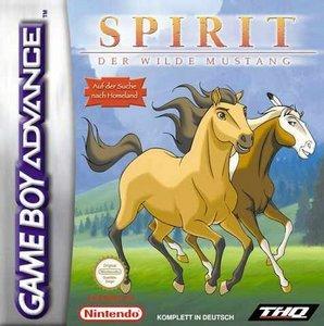Spirit: Der wilde Mustang (GBA)