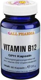 vitamin B12 GPH capsules, 60 pieces