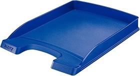 Leitz Plus Briefkorb Flach A4, blau (52370035)