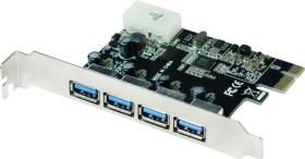 LogiLink 4x USB 3.0, PCIe 2.0 x1 (PC0057A)