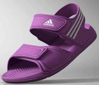adidas Akwah 9 flash pink/white/flash pink (Junior) (B39856)