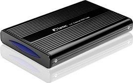 "Fantec DB-228U2-1 schwarz, 2.5"", USB 2.0 Micro-B (2324)"