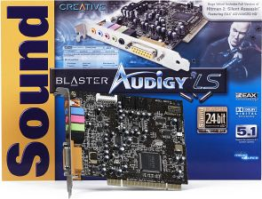 Creative Sound Blaster Audigy LS 5.1 bulk (70SB031200000)