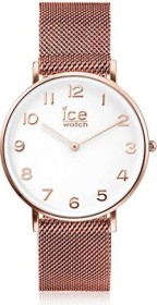 Ice-Watch Ice City Milanese Rose-Gold Shiny Small 012711