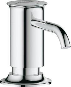 Grohe detergent dispenser Authentic chrome (40537000)